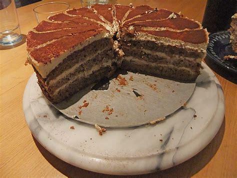 schnelle torten rezepte mit bild schnelle tiramisu torte mit kirschen rezept mit bild
