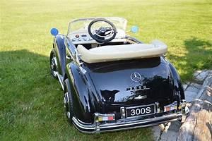 Elektro Online Shop 24 : 12v mercedes benz 300s oldtimer kinder elektro auto ~ Watch28wear.com Haus und Dekorationen