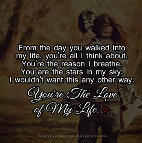 youre  love   life heartfelt love  life quotes