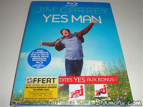 [test] Blu Ray Yes Man