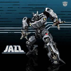 Jazz Autobot by rizzikhamaru on DeviantArt