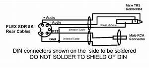 Note  Connect The Ground  Gnd  To The Cable Shield But Do Not Connect It To The Shield Of The
