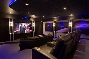Media Home Cinema : 10 out of this world rooms any sci fi fan would love ~ Markanthonyermac.com Haus und Dekorationen