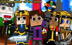 Jesse Stone Order of the Minecraft Story Mode