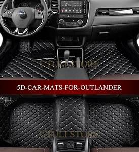 Leather Car floor mats for Ford Mustang 2011 2017 3D custom fit car styling all weather carpet ...