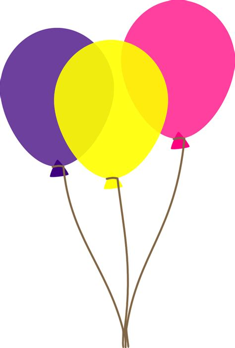 Balloons Clipart Birthday Balloons Clipart Clipartion