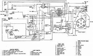 Diesel Engine Wiring