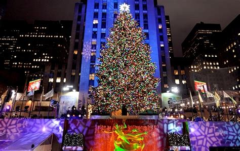 pictures on christmas tree new york cheap christmas decorations