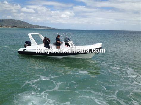 Luxe Boten Te Koop by 7 5m Liya Luxe Motorjacht Ski 235 N Motorboot Militaire Boot