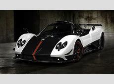 Pagani Zonda 760RS Lewis Hamilton orders most powerful