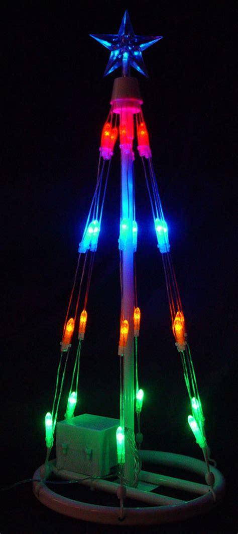 china 24 quot light show wire tree china christmas tree