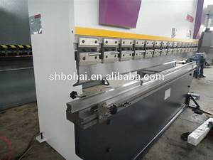 Hydraulic Simple Operated Press Brake Machine To Bend And