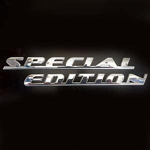 honda chrome special edition emblem shopsarcom