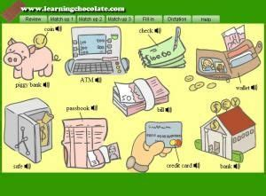money vocabulary cerca amb google  images