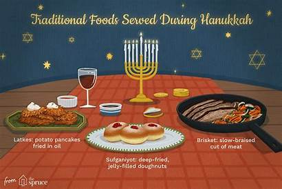 Hanukkah Foods Traditional Traditions Recipes Fried Spruce