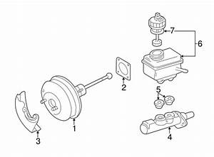 oem vw master cylinder components on dash panel for 2002 With volkswagen jetta gl 1 8 l4 gas wiring diagram ponents on diagram