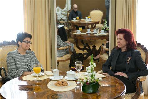 Solvita Āboltiņa tiekas ar Kolumbijas vēstnieci   2013.gada …   Flickr