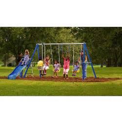 Backyard Discovery Tucson Cedar Swing Set