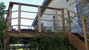 Garde Corps à Faire Soi Même : terrasse sur pilotis ~ Premium-room.com Idées de Décoration