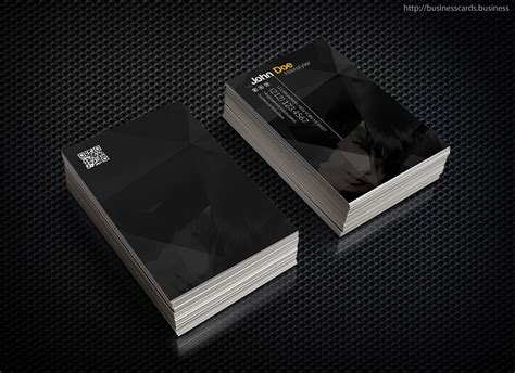 modern hair stylist business card template business