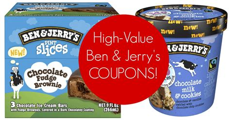 38604 Ben Jerrys Coupon by Ben Jerry S Coupons To Print And Awesome