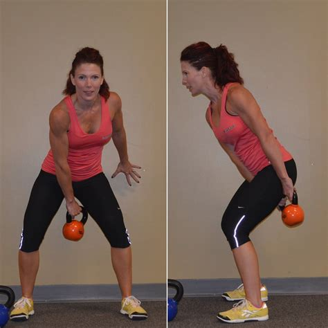 kettlebell figure popsugar workout fitness want calories burn try