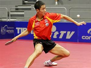 Chinese Table Tennis Players - Table Tennis Spot