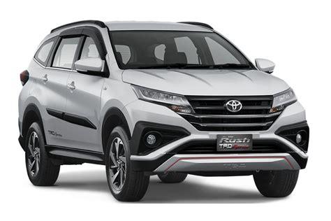toyota rush review price exterior interior
