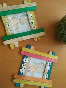 Fabriquer Un Cadre Photo : activit manuelle pour les enfants fabriquer un cadre ~ Dailycaller-alerts.com Idées de Décoration
