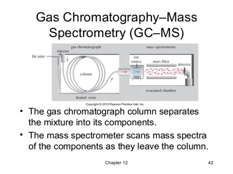 12 infrared spectroscopy and mass spectrometry wade 7th