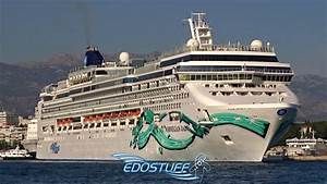 Ncl Norwegian Jade Departing Port Of Split