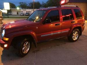 Purchase Used 2005 Jeep Liberty Limited Crd Diesel 34 Mpg