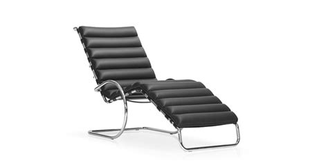 mies der rohe chaise chaise longue 242 ludwig mies der rohe