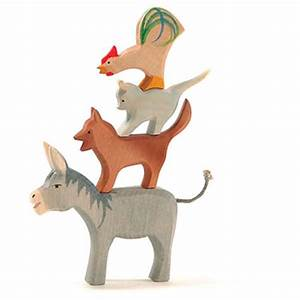 Ostheimer Waldorf Toys and Figures Bremen Town Musicians