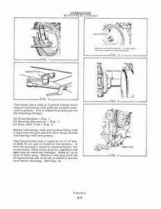 Allis Chalmers B Series Tractor Pdf Service Manual Download