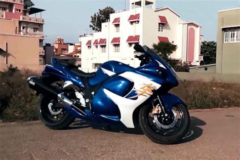 Modify Your Bajaj Pulsar 200 NS Into a Suzuki Hayabusa for ...