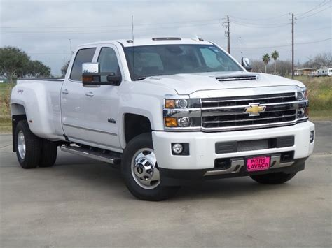 2019 chevrolet silverado 3500 new 2019 chevrolet silverado 3500hd high country 4d crew