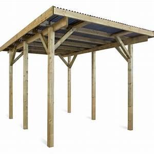 Abri Voiture Brico Depot : bucher bois brico depot ~ Edinachiropracticcenter.com Idées de Décoration