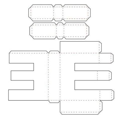 moldes de letras em para imprimir e recortar artesanato passo a passo