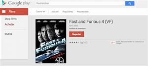 Regarder Fast And Furious 3 : fast and furious 4 est gratuit sur le google play frandroid ~ Medecine-chirurgie-esthetiques.com Avis de Voitures