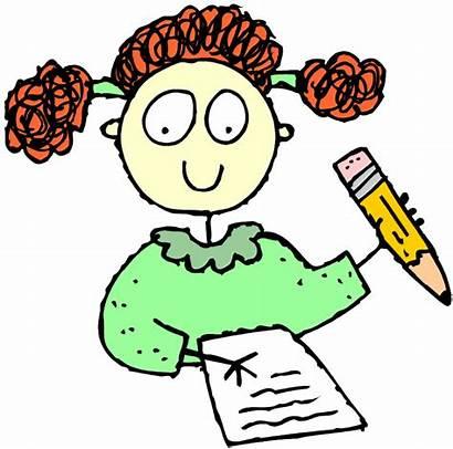 Dyslexia Grammar Dysgraphia Clipart Writing Mistakes Learning