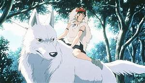 Princess Mononoke - Princess Mononoke Photo (14520419 ...