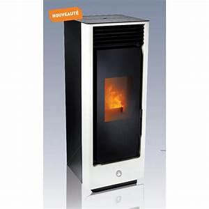 Thermostat Pour Poele A Granule : po le granul s atria deville 7 8 kw ~ Dailycaller-alerts.com Idées de Décoration