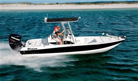 Triton Offshore Boats by Triton Boats For Sale 3 Boats