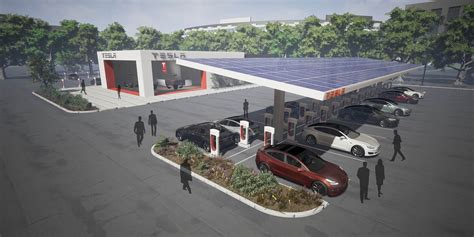 Aggressive Tesla Supercharger Expansion Planned Ahead Of