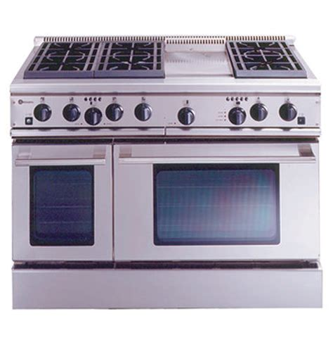 zdpldwss ge monogram  professional range   burners  griddle liquid propane