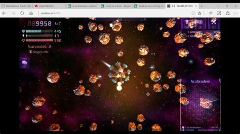 Ship Io by Gameplay Of Aries Ship On Starblast Io