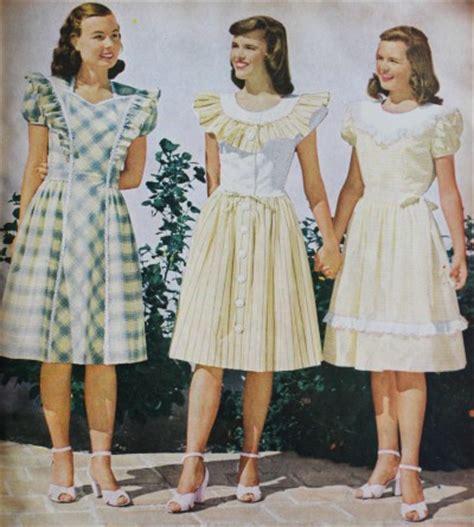 vintage teenage fashion