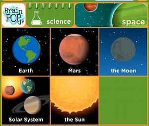 BrainPop Junior - Space Videos http://www.brainpopjr.com ...