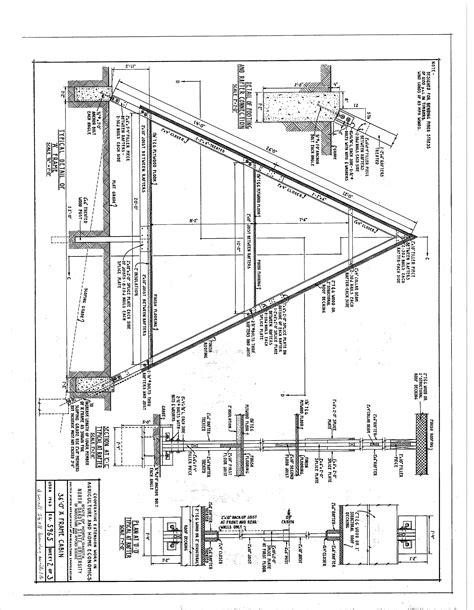 a frame blueprints free a frame cabin plans blueprints construction documents